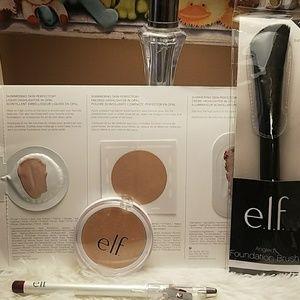 elf fullsize & becca sample